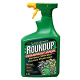 Roundup - hd12b - Désherbant herbes difficiles pulvérisateur 1.2l