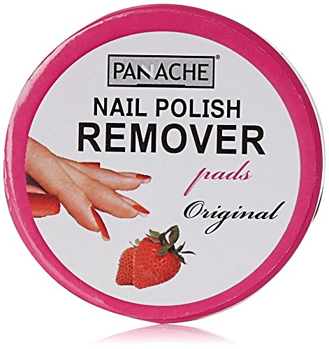 Panache Nail Polish Remover Pads, Beauty Makeup & Nails (Fragrance may vary)