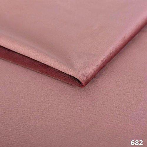 Pink Elegante 2-Sitzer Nieten Samt Sofa Chesterfield