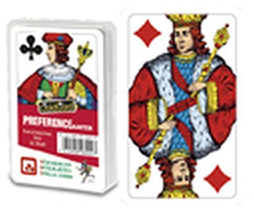 04819910002 - Nürnberger Spielkarten - Schnapskarten (Österreich) Classic, Klarsichtetui - 36 Französisch
