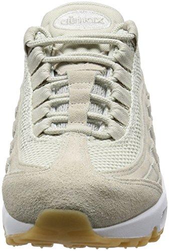 Nike, Herren Sneaker Beige-Weiß