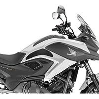 Protector lateral depósito Honda NC 700 X 12-13 Motea Grip SP negro