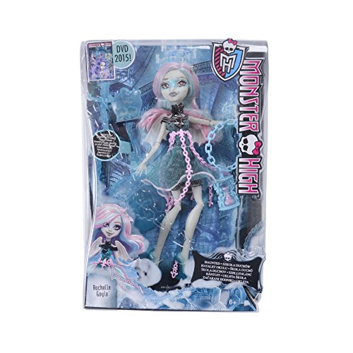 Image of Monster High Exclusive Rochelle Goyle Haunted Student Spirits Doll