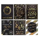 BESTOYARD 2019 Jahr weinflasche Etiketten Bierflasche Aufkleber Party Dekoration lieferungen Hause liefert 18 stück