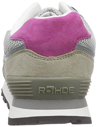 Rohde Biella, Scarpe da ginnastica Donna Beige (Beige (10 beige))