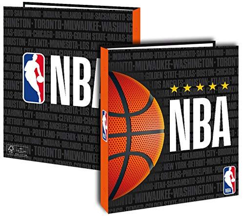 NBA Ordner, offizielle Kollektion, Basketball