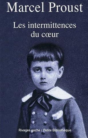 Proust Livre De Poche - Les intermittences du