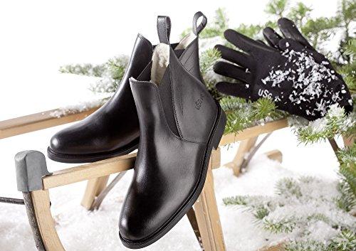 United Sportproducts Germany USG 18839 Paire de boots d'équitation pour l'hiver pointure 39