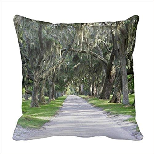KLYDH Allforyou 18 X 18 Twin Sides Bedding Pillow Case Home Decoration Square Decorative Cushion Cover Pillowcase Cumberland Trail Pillowcases