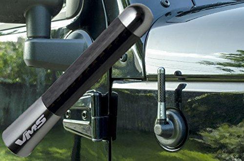 GUNMETAL with BLACK Real Carbon Fiber 3