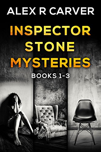 Inspector Stone Mysteries Volume 1 (Books 1-3)