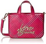Love Moschino Moschino - Borse a Tracolla Donna, Pink (Fuchsia), 8x13x21 cm (B x H T)