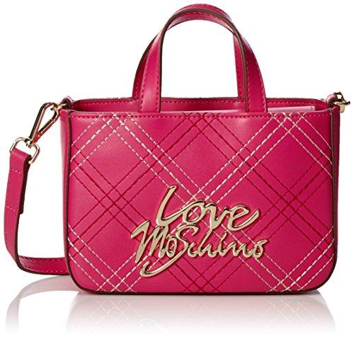 Love Moschino - Love Moschino, Borse a tracolla Donna Rosa (Fuchsia)