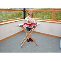 Eduplay Eduplay120484 Ironing Board with Flat Iron and Cover