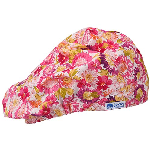 Guoer Chirurgische Gap Op - Mütze Scrub Hüte Einheitsgröße Pink