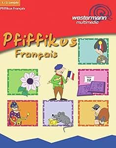 Pfiffikus - Lernspiele Französisch