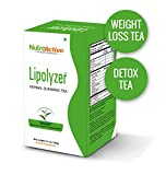#2: NutroActive Lipolyzer Herbal Slimming Tea 100g + 50g (free) ,Weight Loss Tea