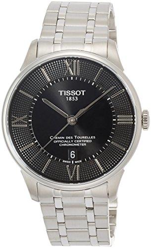 Tissot CHEMIN DES TOURELLES POWERMATIC 80 COSC T099.408.11.058.00 Reloj Automático para hombres
