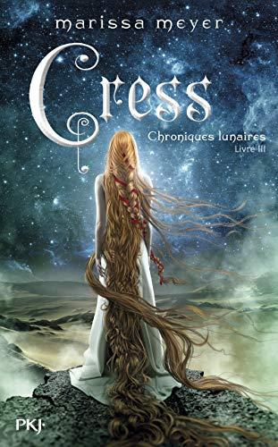 3. Cinder : Cress (3) par Marissa MEYER