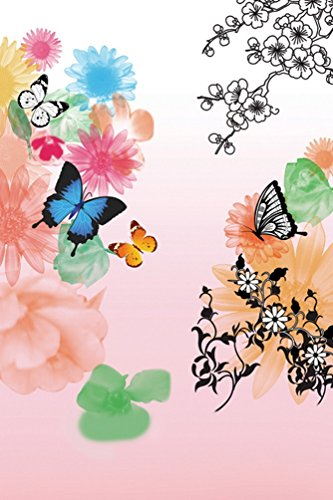 amonamour-photo-rose-milieux-fleurs-mur-de-peinture-de-papillon-decoration-murale-studio-5x7ft-photo