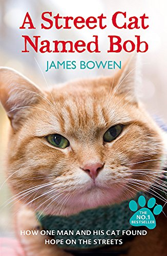 A Street Cat Named Bob Cover Image