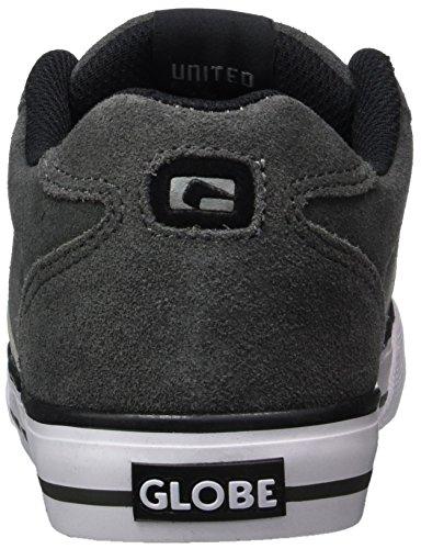 Globe Encore-2, chaussons d'intérieur garçon Grau (Charcoal/Grey)