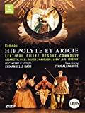 Rameau - Hippolyte Et Aricie [2 DVDs]