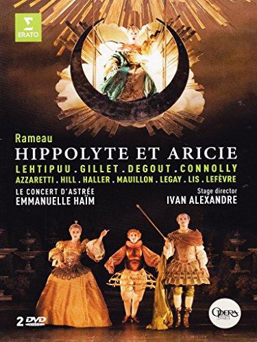 Bild von Rameau - Hippolyte Et Aricie [2 DVDs]
