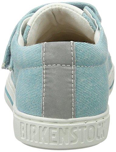Birkenstock Unisex-Kinder Arran Velcro Bässe Blau (Light Blue)