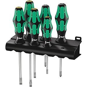 512UhRlLpSL. SS300  - 334/355/6 Juego de destornilladores Kraftform Plus Lasertip + Bandeja, 6 piezas