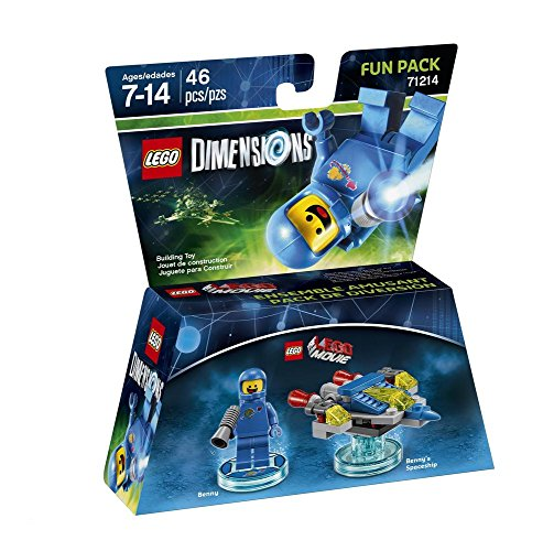 Figurine 'Lego Dimensions' - Benny - La Grande Aventure Lego