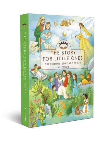 The Story for Little Ones Preschool Educator Kit