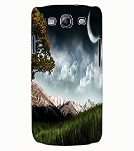 ColourCraft Beautiful scenery Design Back Case Cover for SAMSUNG GALAXY S3 NEO I9300I