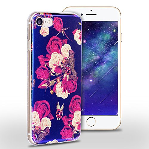 Cover Iphone 7 47 Pollicicase Spiritsun Moda Ultraslim Tpu Case