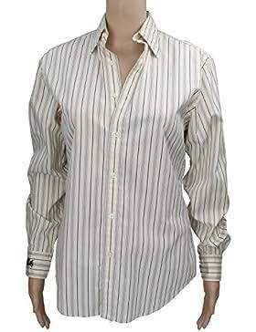 Polo Ralph Lauren - Camisas - Rayas - Manga larga - para mujer