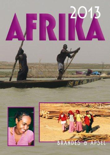 afrika 2013 Taschenkalender