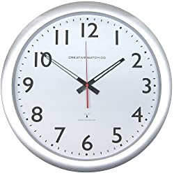 Radio Controlled Office Large Wall Clock 36046 Creative Watch