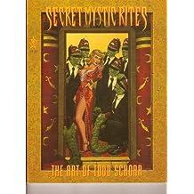 SECRET MYSTIC RITES: The Art Of Todd Schorr by Todd Schorr (1998-07-30)