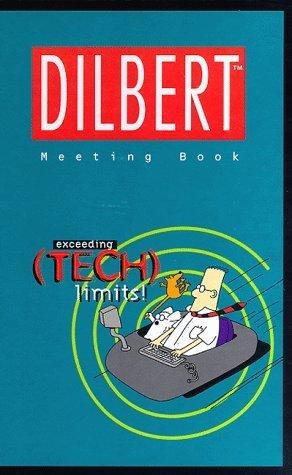 Dilbert Meeting Book Exceeding Tech Limits by Scott Adams (1998-01-05) par Scott Adams