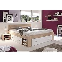 Suchergebnis Auf Amazon De Fur Bett Eiche Sonoma 140x200 200