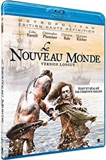 Le nouveau monde (Version longue) [Blu-ray] [Version Longue] (B0045EH59G) | Amazon price tracker / tracking, Amazon price history charts, Amazon price watches, Amazon price drop alerts