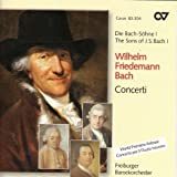 Bach, W.F.: Sons of Bach (The), Vol. 1 - Concertos
