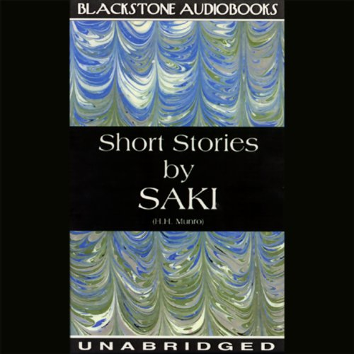 Short Stories by Saki  Audiolibri