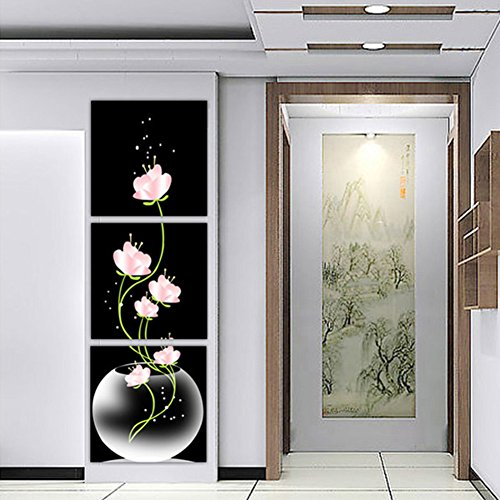 moderne Veranda Dekoration/ Wohnzimmer sowohl vertikale Wandmalereien und Flur malen/Gang Wall Paintings/[Korridor Gemälde]-A 60x60cm(24x24inch) Veranda Boden Malen