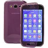 Funda carcasa silicona Gel cartera libro tapa para Samsung Galaxy Grand Plus/Grand Neo/Grand Lite i9060i9062i9060i i9080