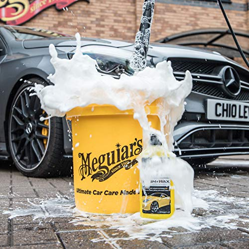 Meguiar's G17748 Ultimate Wash and Wax - 48 Oz