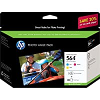 HP 564 Series Photo Value Pack-85 sht/4 x 6 in