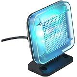 Deckey Fake 12 LED TV Simulatore con Sensore Crepuscolare e Timer, 3 Modalità di Luce