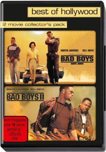 Preisvergleich Produktbild Bad Boys - Harte Jungs / Bad Boys II [2 DVDs]