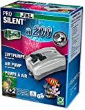 JBL ProSilent a200 6054200 Luftpumpe für Süß- und Meerwasseraquarien von 50 - 300 L